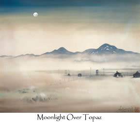 Moonlight Over Topaz