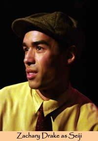 Zachary Drake as Seiji