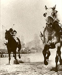 Seabiscuit vs. War Admiral