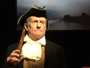 Tom Maguire as Alexander Hamilton